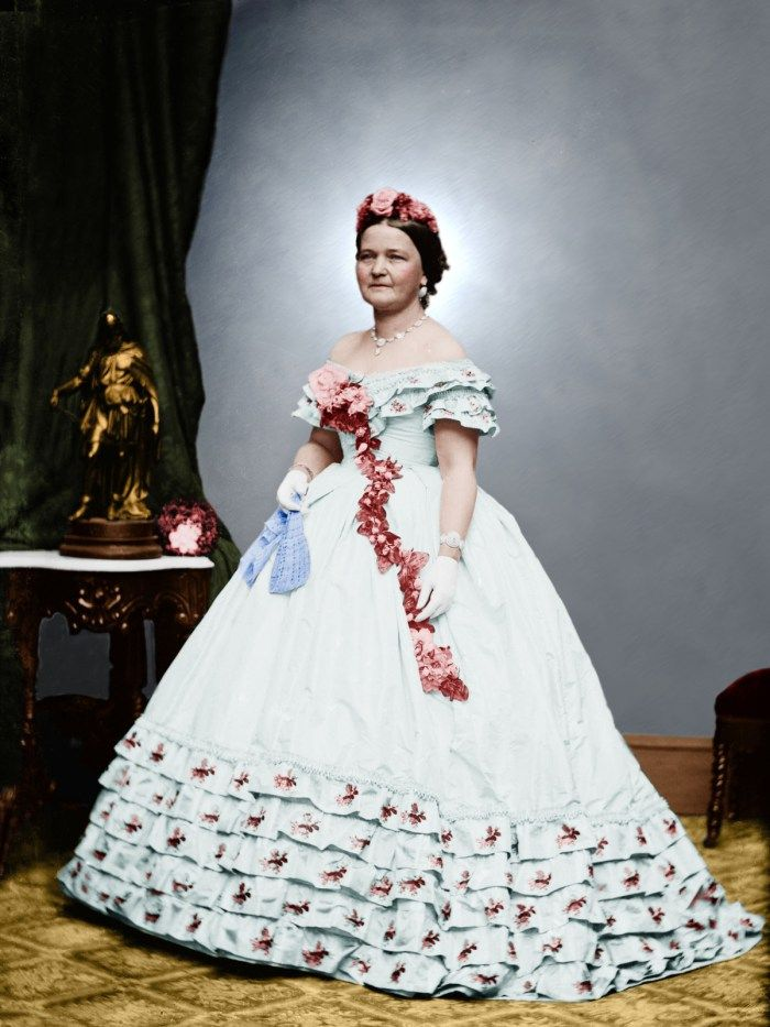 Mary todd lincoln american first lady foto 4