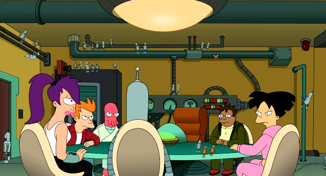 Futurama wiki fandom powered wikia