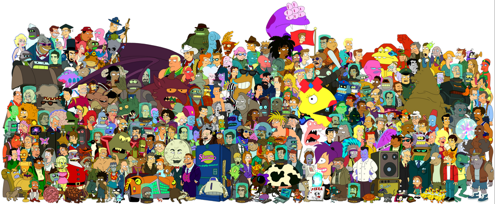 Futurama wiki fandom powered wikia foto 2