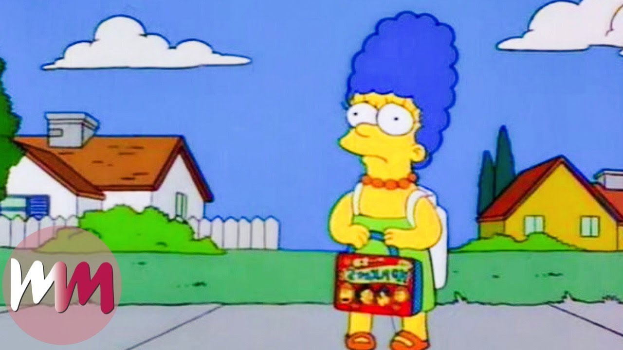 Marge simpson video lesben foto 1