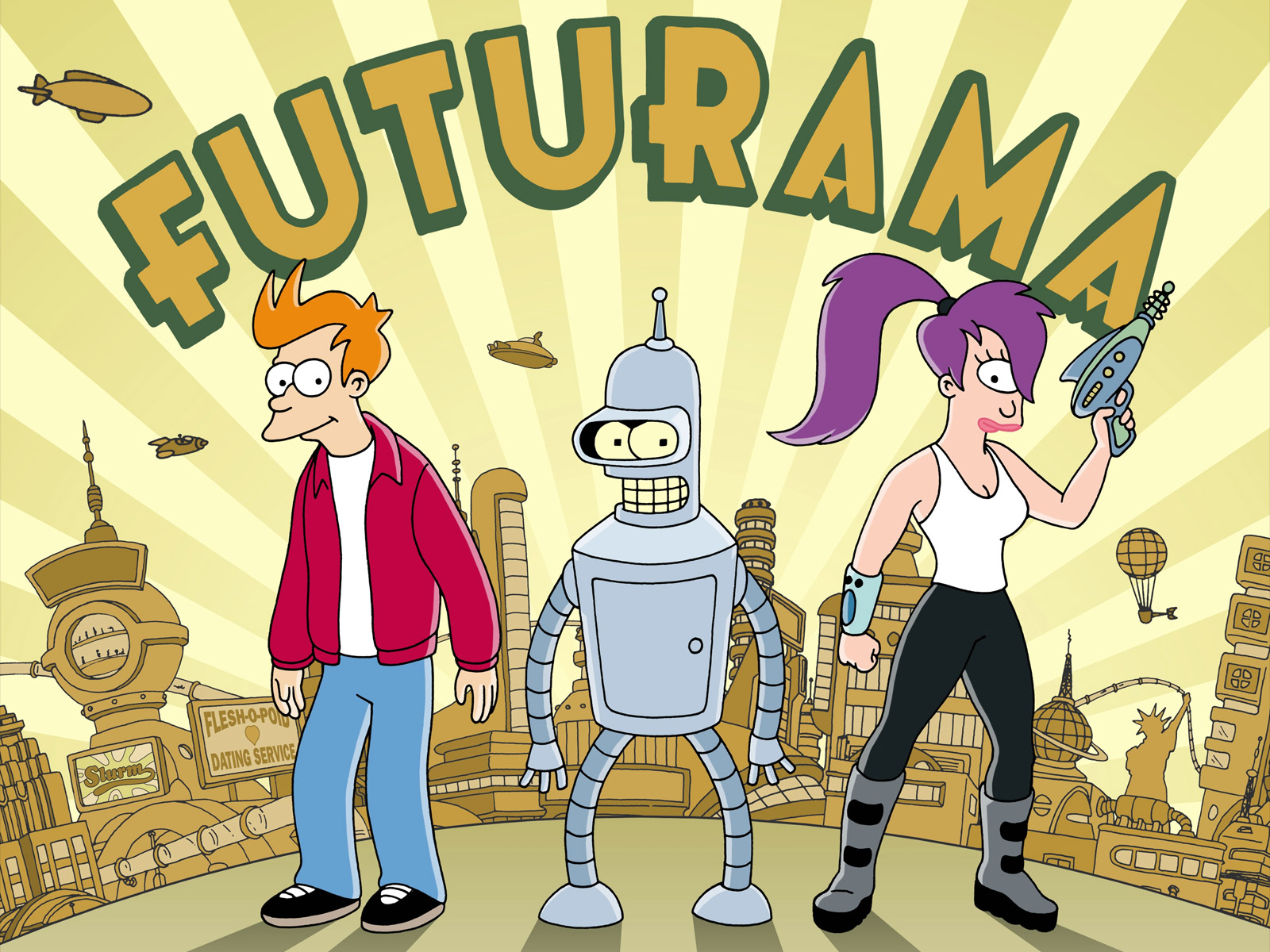 Futurama wiki fandom powered wikia foto 1