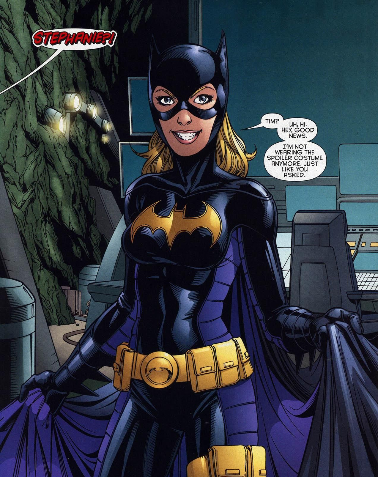 Stephanie brown lego batman datenbank fandom