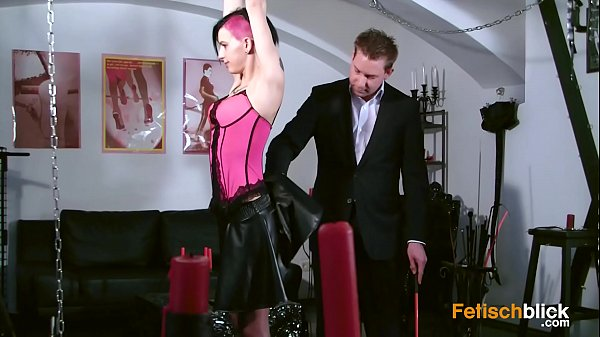 Wilde hardcore spreader bar anal XXX