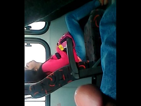 Flash dick bus porno foto 4